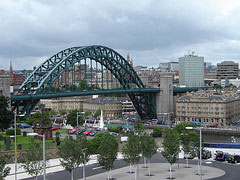 Tyne Bridge by Kate Robison